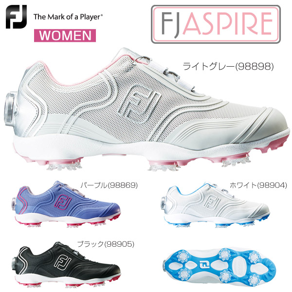 [SALE価格]フットジョイ レディース ゴルフシューズ FJ アスパイア 2017年モデル