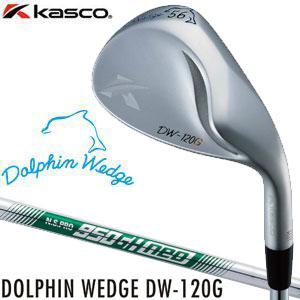 キャスコ DW-120G ドルフィン セミグース ウエッジ N.S.PRO 950GH neo スチールシャフト
