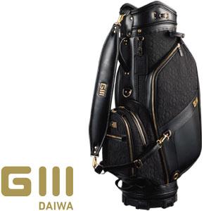 [SALE価格]グローブライド 2018 Daiwa G3 キャディバッグ GB0318