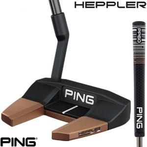 ピン ヘプラー TYNE 3 パター PING PP60 グリップ