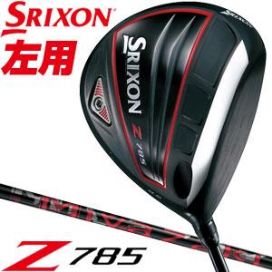 スリクソン Z785 左用 ドライバー Miyazaki Mahana シャフト