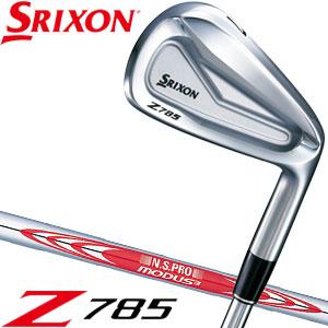 [SALE価格]スリクソン Z785 アイアン N.S.PRO MODUS3 TOUR120 D.S.T. スチールシャフト 6本セット[#5-P]