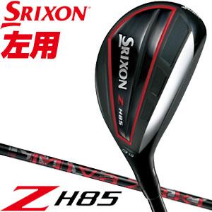 [SALE価格]スリクソン Z H85 左用 ハイブリッド Miyazaki Mahana シャフト
