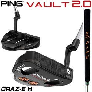 ピン VAULT 2.0 CRAZ-E H パター PING PP58 グリップ