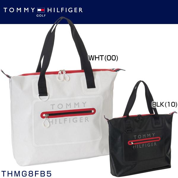 [SALE価格]トミー ヒルフィガー ゴルフ リフレクティブ プリント トートバッグ THMG8FB5 在庫限定価格