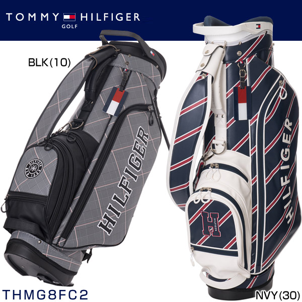 [SALE価格]トミー ヒルフィガー ゴルフ シーズナル スタンド キャディバッグ THMG8FC2 在庫限定価格