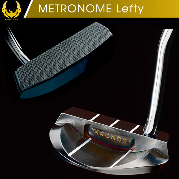 クロノスゴルフ METRONOME Lefty パター