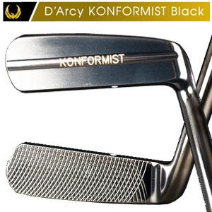 [SALE価格]クロノス KRONOS D'Arcy KONFORMIST Black パター