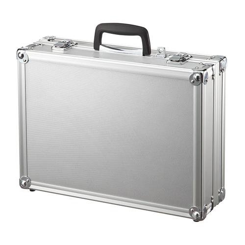 サンワサプライ セキュリティ対応アルミケース BAG-AL5SL