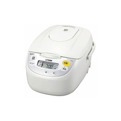 【別途送料600円必要です】タイガー JBH-G181-W マイコン炊飯ジャー (1升) ホワイト