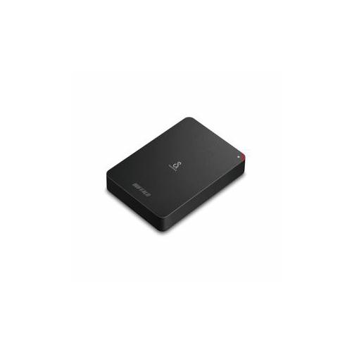 【送料無料表記がある場合でも、別途送料600円必要】BUFFALO バッファロー HD-PNQ1.0U3/V ミニステーション SeeQVault対応 耐衝撃&USB3.0ポータブルHDD 1TB HD-PNQ1.0U3/V