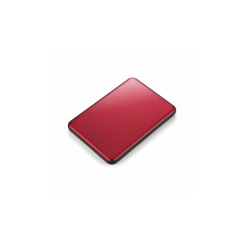 【送料無料表記がある場合でも、別途送料600円必要】BUFFALO バッファロー HD-PUS1.0U3-RC ポータブルハードディスク 「Mini Station」 レッド 1TB HD-PUS1.0U3RC