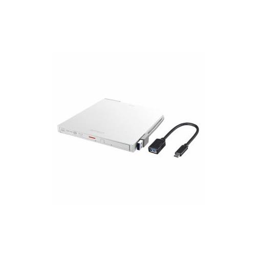 【送料無料表記がある場合でも、別途送料600円必要】BUFFALO バッファロー BRXL-PT6U3-WHD BDXL対応 USB3.1(Gen1)/USB3.0用 ポータブルブルーレイドライブ スリムタイプ ホワイト BRXL-PT6U3-WHD