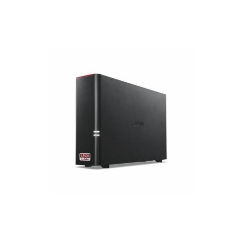 BUFFALO バッファロー LS510DN0101B リンクステーション for SOHO ネットワーク対応HDD 3年保証モデル LS510DNBシリーズ 1TB LS510DN0101B
