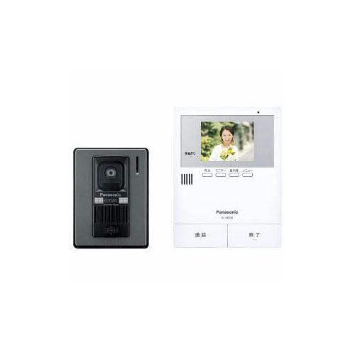 【送料無料表記がある場合でも、別途送料600円必要】Panasonic テレビドアホン(電源コード式) VL-SV38KL