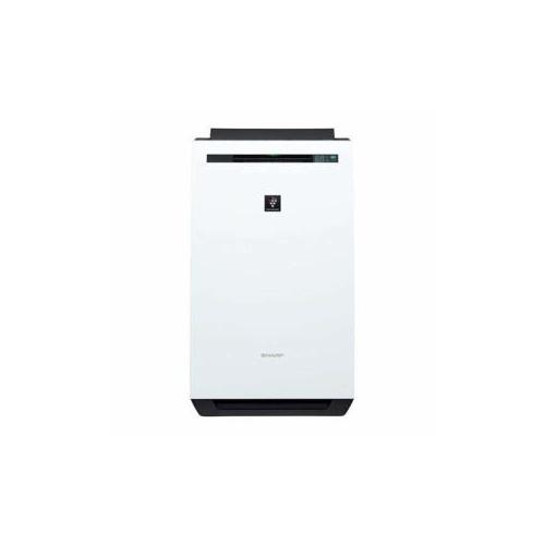 【別途送料600円必要です】SHARP KC-HD70-W プラズマクラスター除加湿空気清浄機 (空気清浄:~32畳/加湿:~18畳/除湿:~20畳) ホワイト系