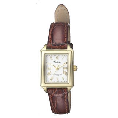 【取り寄せ・同梱注文不可】 CROTON(クロトン) レディース腕時計 RT-158L-B【代引き不可】【thxgd_18】
