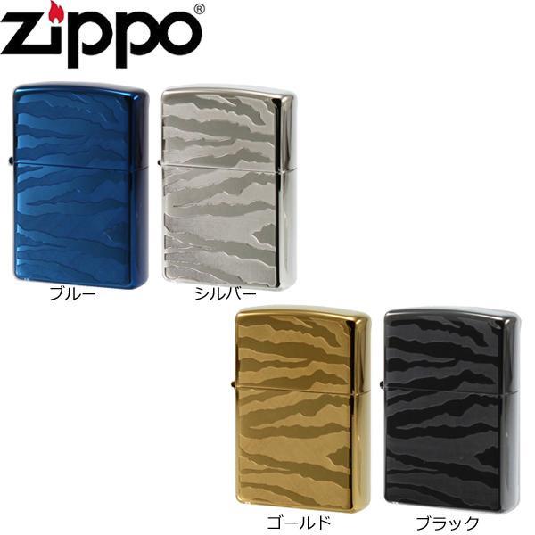 【取り寄せ・同梱注文不可】 ZIPPO(ジッポー) ライター チタンコーティング ゼブラ【代引き不可】【thxgd_18】