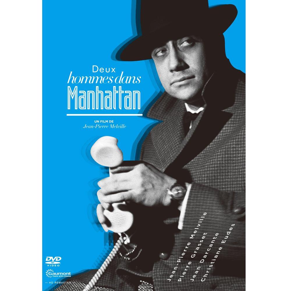 【取り寄せ・同梱注文不可】 DVD マンハッタンの二人の男 HDマスター IVCF-5698【代引き不可】【thxgd_18】
