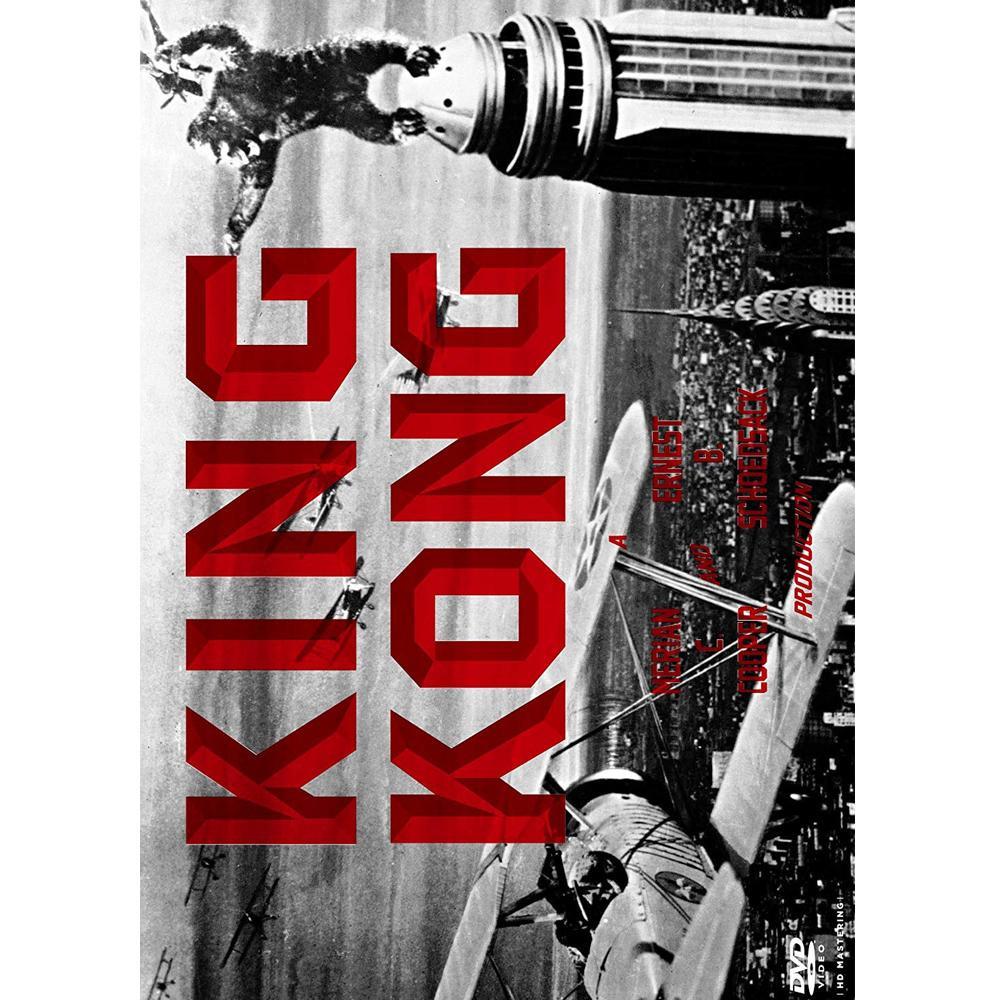 【取り寄せ・同梱注文不可】 DVD キング・コング HDマスター THE RKO COLLECTION IVCF-5728【代引き不可】【thxgd_18】