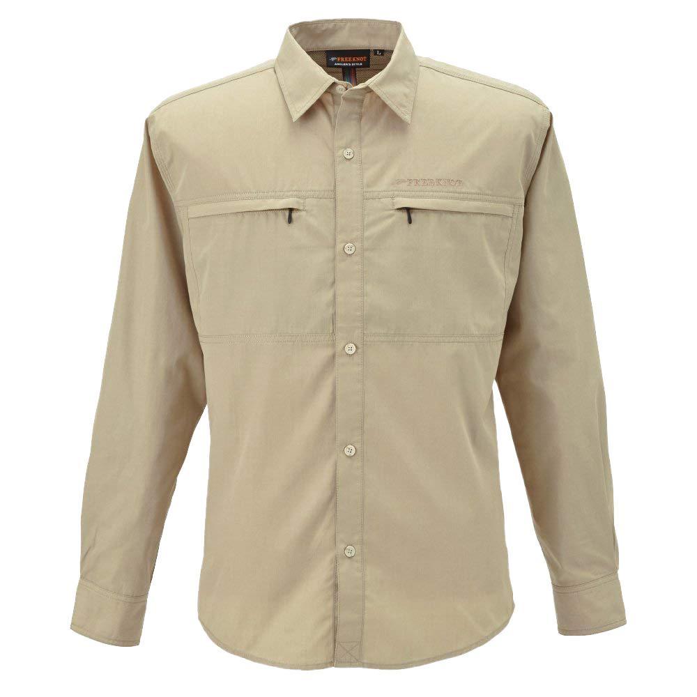 【取り寄せ・同梱注文不可】 BOWBUWN ライトフィールドシャツ ベージュ(20) Mサイズ Y1431-M-20【代引き不可】【thxgd_18】