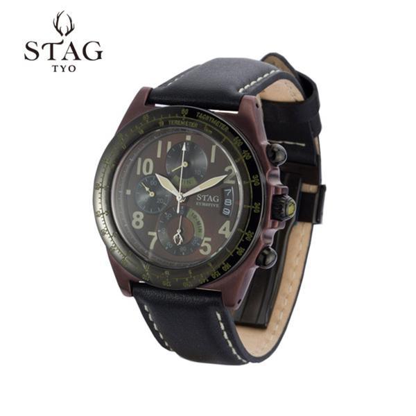 【取り寄せ・同梱注文不可】 STAG TYO 腕時計 STG006B1【代引き不可】【thxgd_18】