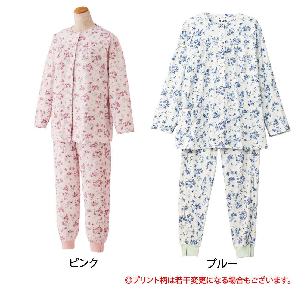 【取り寄せ・同梱注文不可】 フルオープンパジャマ(婦人) 01803【代引き不可】【thxgd_18】