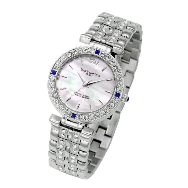 【送料無料】【取り寄せ・同梱注文不可】 アイザックバレンチノ Izax Valentino 腕時計 IVG9100-1【代引き不可】【thxgd_18】