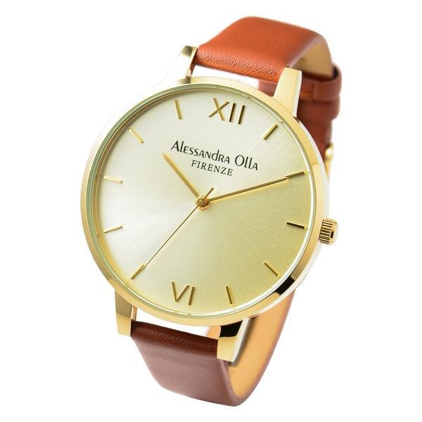 【取り寄せ・同梱注文不可】 アレサンドラオーラ Alessandra Olla 腕時計 AO-25-8【代引き不可】【thxgd_18】