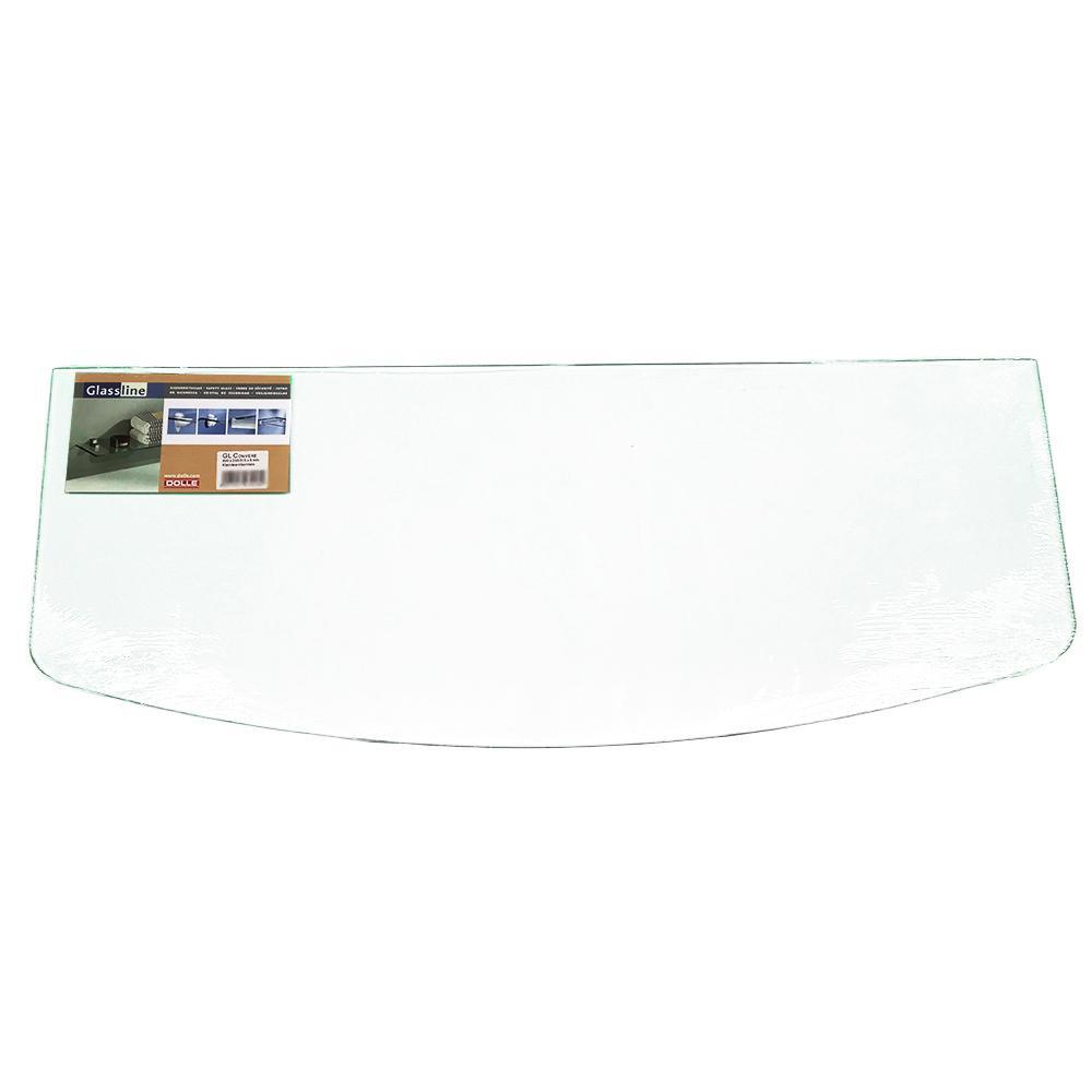 【取り寄せ・同梱注文不可】 KGY(ケイ・ジー・ワイ工業) グラスライン ガラス棚板 凸スタンダード クリアー DL-GL30180C【代引き不可】【thxgd_18】