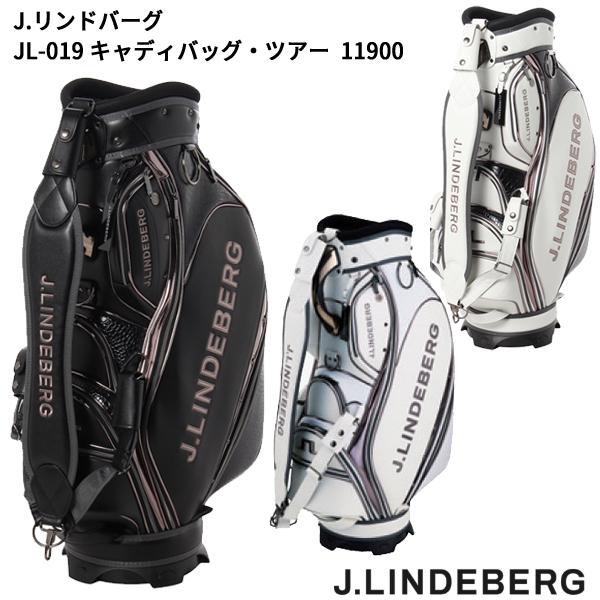(あす楽対応)(即納)J.リンドバーグ JL-019 キャディバッグ・ツアー 11900 日本限定 (9型/5.0kg/47インチ対応/6分割)(ゴルフバッグ)【ASU】