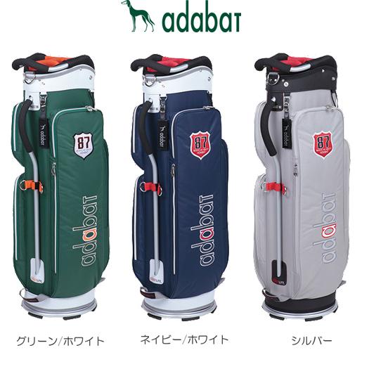 adabat アダバット キャディバッグ (ABC292)