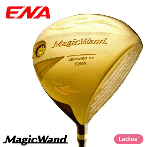 ENA エナゴルフ レディース Magic Wand ドライバー 適合モデル