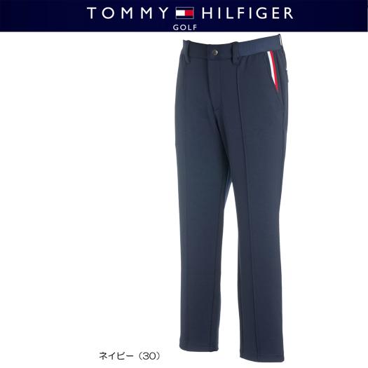 (セール)トミーヒルフィガー ゴルフ ダブルヘム ジャージ パンツ【THMA830】2018春夏モデル