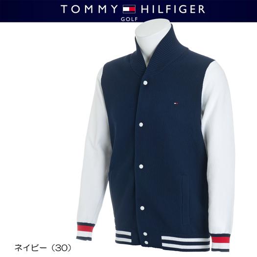 (セール)トミーヒルフィガー ゴルフ スタジアム ジャンパー【THMA836】2018春夏モデル