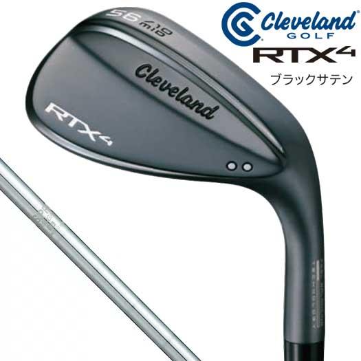 【日本仕様正規品】クリーブランド RTX-4 ブラックサテン仕上げ NS PRO 950GH S シャフト