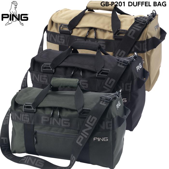 GB-P201 DUFFEL BAG ダッフルバッグ