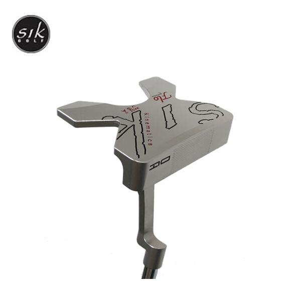 SIK シックFLO フロー アームロッククランクネックモデル40インチ ヘッドカバー付属デシャンボー使用モデルパター 商舗 特売 ゴルフ