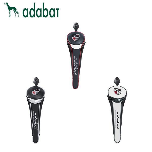 新色追加して再販 2021年モデル FW用 特価品コーナー☆ アダバット adabatABF411 フェアウェイカバー ヘッドカバー2021年 ゴルフ