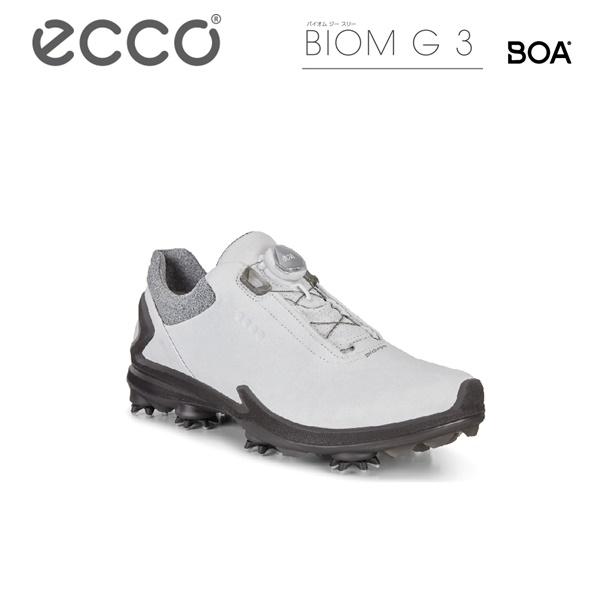 ECCO BIOM G3 BOAエコー バイオム ジー3 ボアメンズ ゴルフ シューズ軽量