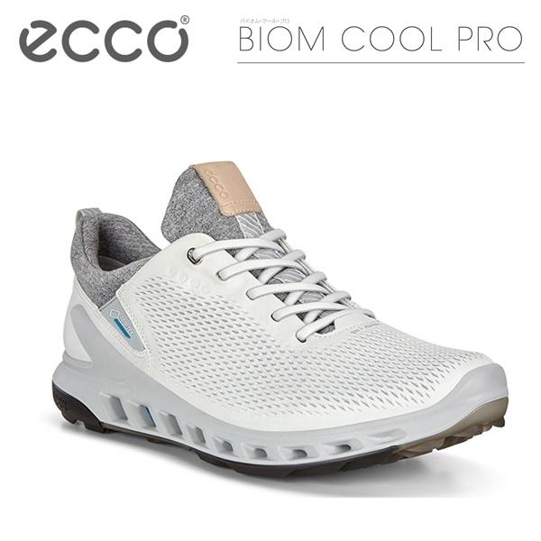 【数量限定】【MEN'S】エコー バイオム クール プロECCO BIOM COOL PRO MENSメンズ ゴルフ シューズ防水 通気性 透湿 スパイクレス