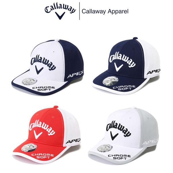 2020年モデル 売店 キャロウェイ ツアー UV キャップCallaway Tour Cap 20 Apparel キャップ241-0991501 UVカット 吸水速乾 涼感素材Callaway オンラインショッピング キャロウェイアパレル2020年 JM遮熱機能 メンズ