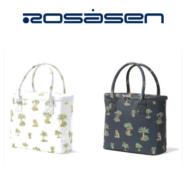 2021年 春夏モデル ロサーセン ROSASEN保冷バッグ 完全防水仕様 西海岸046-84401 クーラーボックスヤシ柄 超激安特価 安い 激安 プチプラ 高品質