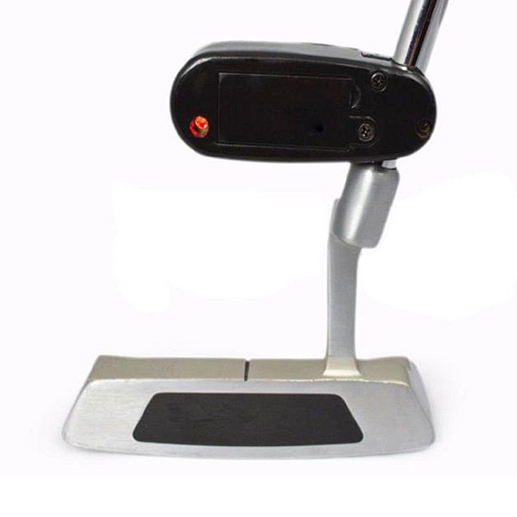 Laser assistant golf exercise container 264 for the original putter