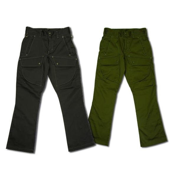 【お取り寄せ品】クレイジー クレイジー x エドウィン ミリタリー パンツ [全2色] (Crazy x EDWIN Military Pants)