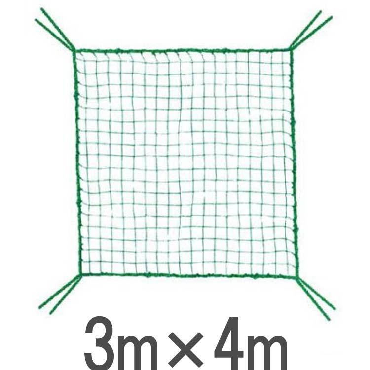 ライト M-128 ゴルフ練習ネット用 取替・補強 規格ネット(3m×4m) 【ゴルフ】