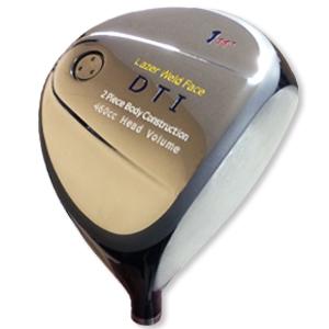 【ドラコンチャンプ清水剛選手使用モデル!】DTI 460 ドライバー ヘッド単体 (左打/高反発) DTIHS-L 【ゴルフ】