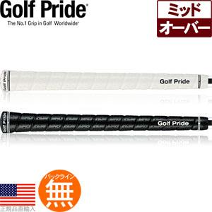【超得13本パック】 ゴルフプライド Golf Pride ツアーラップ2G ミッドサイズ ウッド&アイアン用グリップ(M60 バックライン無) 【全2色】 MTWPS 【ゴルフ】