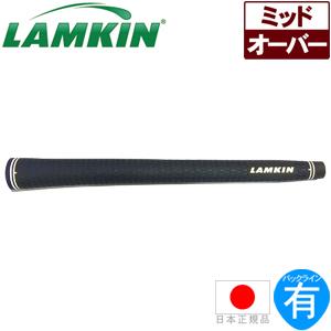【超得13本パック】 ラムキン Lamkinクロスライン ラバー ミッドサイズ ウッド&アイアン用グリップ CM600R 006194 【ゴルフ】