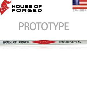 ハウスオブフォージド House Of Forged PROTOTYPE ロングドライブ ウッドシャフト HAHF-005 【ゴルフ】